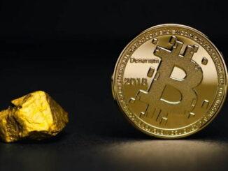 Bitcoin Replacing Gold is Happening - Bloomberg Report