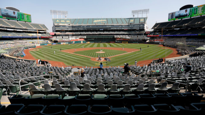 Oakland Athletics' 1st Bitcoin suite bought by crypto site Voyager