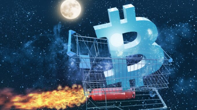 """""""Going to Moon Very Soon,"""" Says Tesla's Elon Musk as Bitcoin Surges Past $60K"""