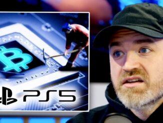 The PS5 Crypto Mining HOAX...