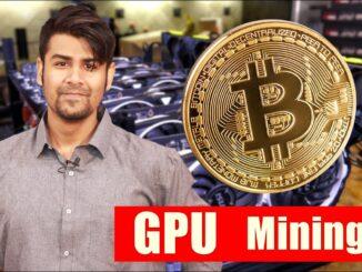 💵 Graphics Card + Bitcoin = Money 💵   GPU Mining