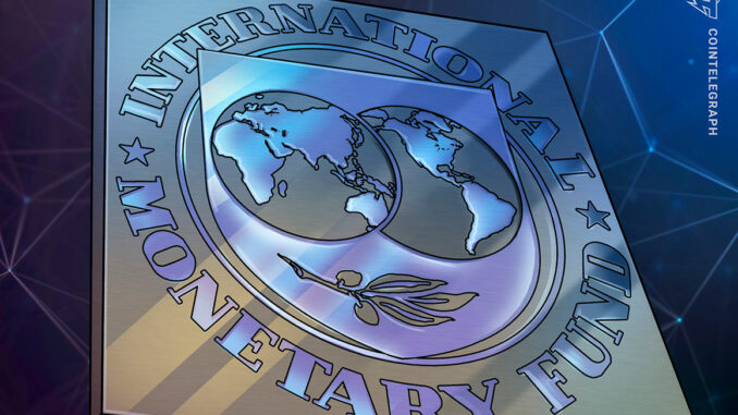 IMF intends to 'ramp up' digital currency monitoring