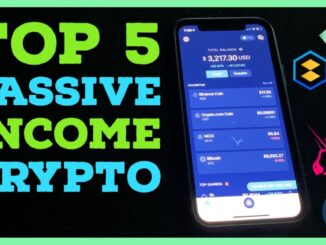 Top 5 Ways I'm EARNING PASSIVE INCOME with Cryptocurrency 💲