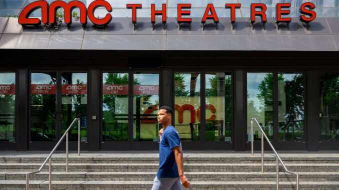 AMC says it will accept bitcoin as payment for movie tickets by year-end