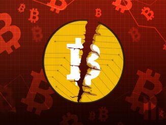 Bitcoin Average 30-Day Returns Slip to 8-Week Low