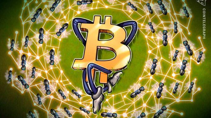 Bitcoin network logs 700,000th block as adoption grows