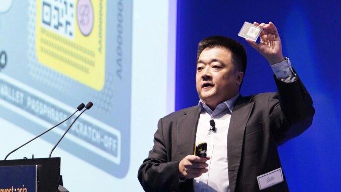 Crypto OG Bobby Lee Says China's OTC Desks Are Next to Go