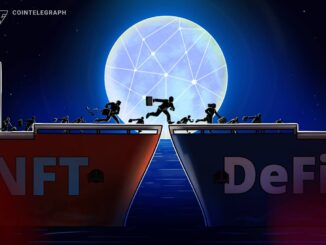 Time to rotate! Data suggests traders are shifting from NFTs to DeFi