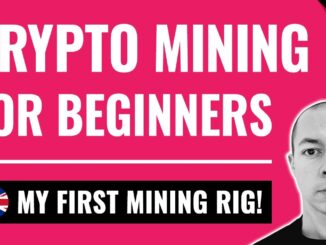 CRYPTO MINING for Beginners 2021 | My First Mining Rig | Cryptocurrency UK